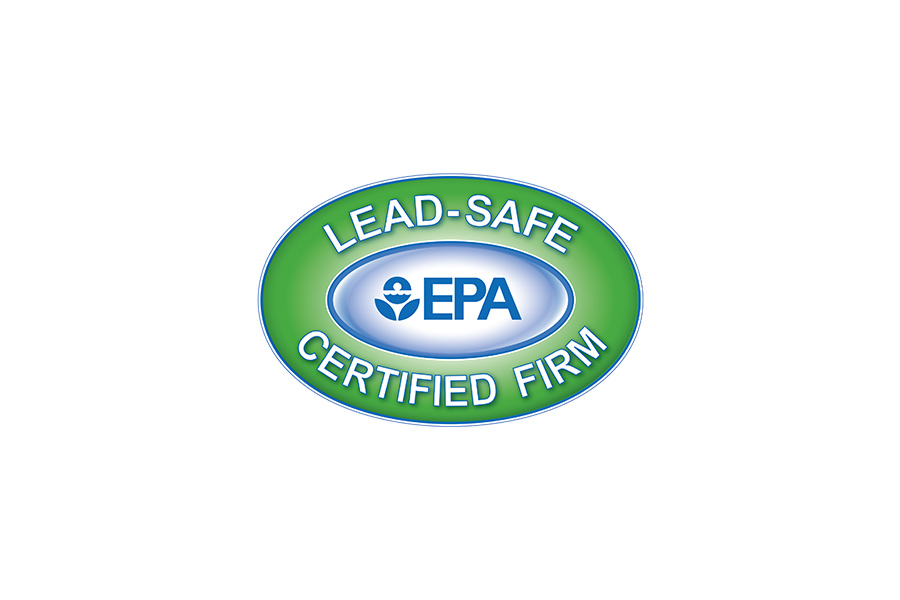 EPA Lead-Safe Certified Firm Badge