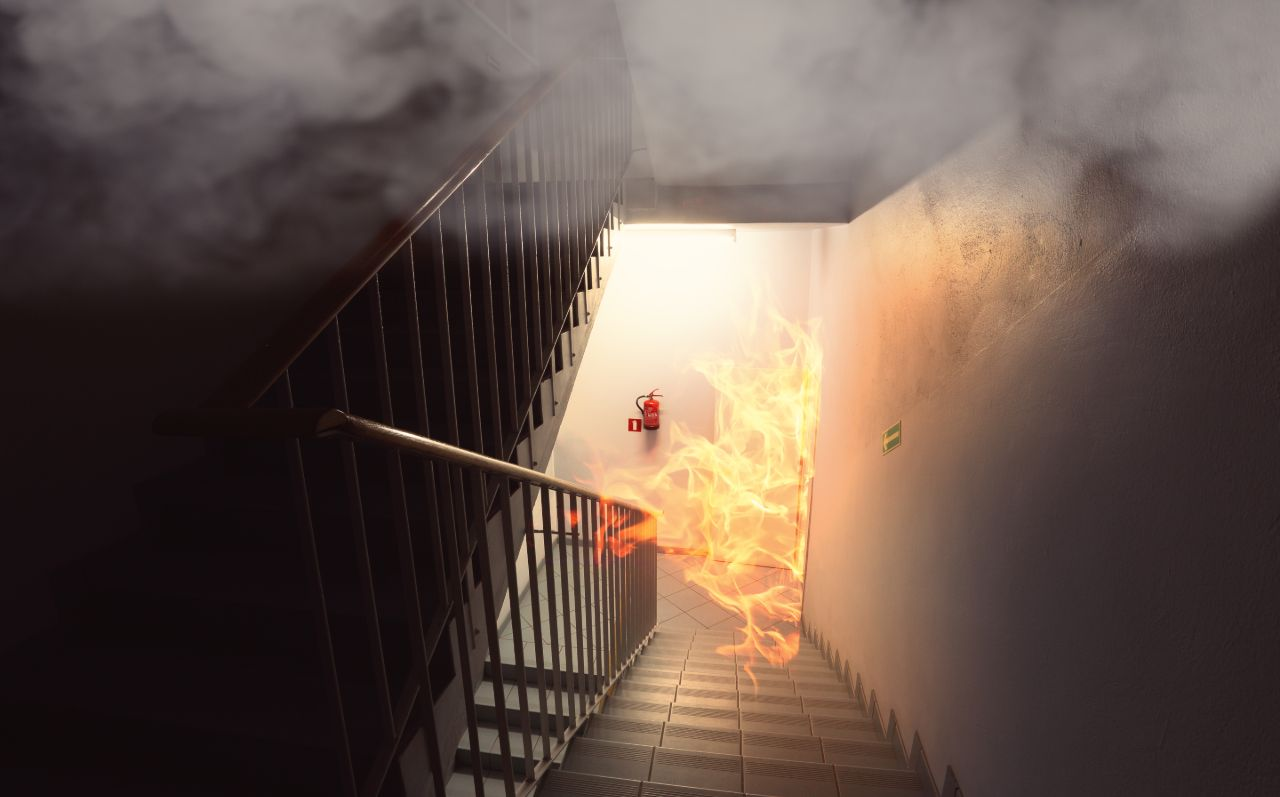 Fire + Smoke