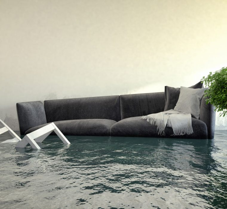 How To Get Through Water Damage