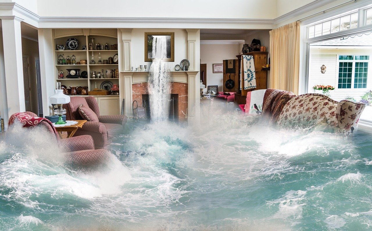 Water + Storm